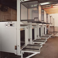 Gas Cooled Chambers
